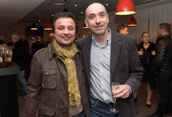 15. Christophe Azouyan (Maphi) et Stéphane Labrosse (Sadec)