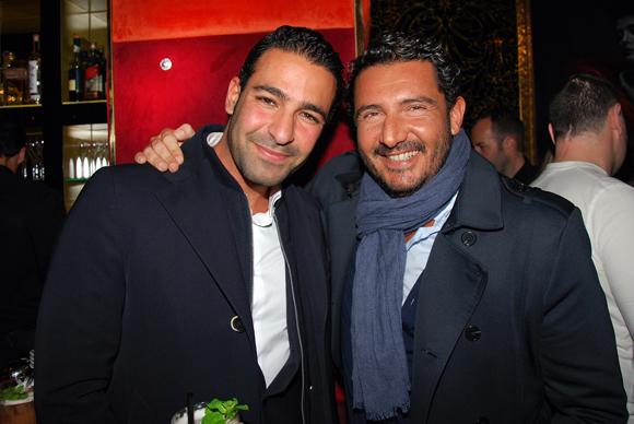 18. Anthony Nino et Michael Teboul