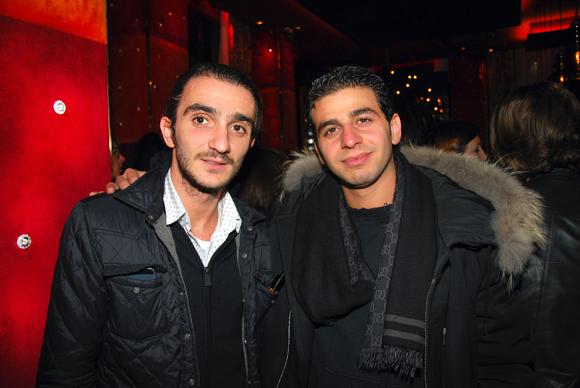19. Michael Benhamou (Cigalight) et Gary Teboul (Off Shoes)