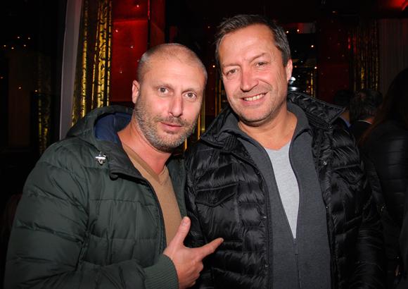 20. Yannick Veysset (Mister Yan) et Marc Roulois