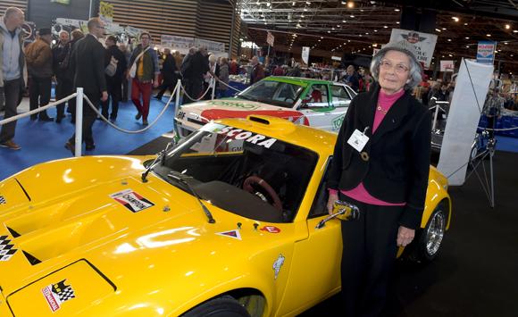 21. Monique Chapelle, vice-présidente de la Fondation Berliet