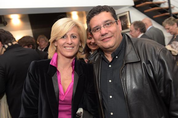 21. Danny Morsilli (La Sphère des Possibles) et Laurent Chabbat (Tonic Radio)