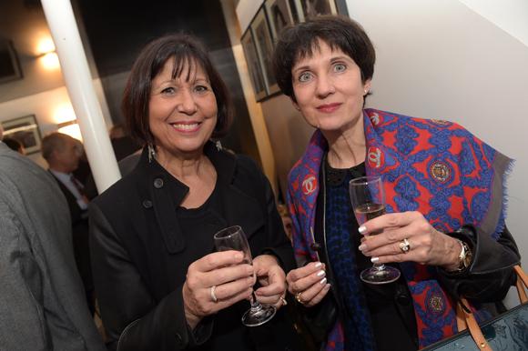 23. Chantal Bérard (Clinique Villa des Roses) et Sophie Blanc (Clinique du Tonkin)