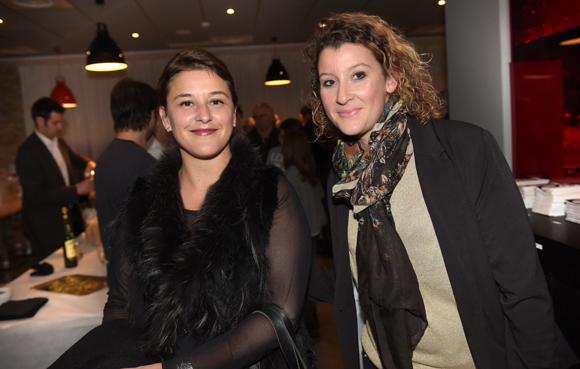 24. Adeline Sallemand (Hôtellerie du pont de Groslee) et Vanessa Sochay (La Cité des saveurs)