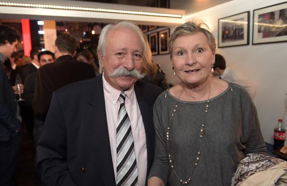 24. Jacques Magat et son épouse Monique