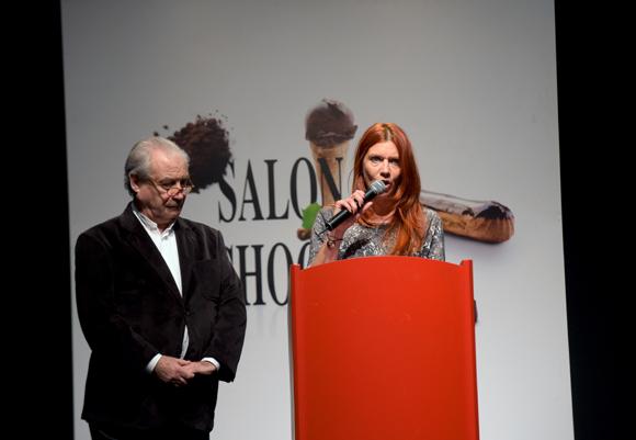 24. Le discours inaugural de Sandrine Frih, vice-présidente du Grand Lyon
