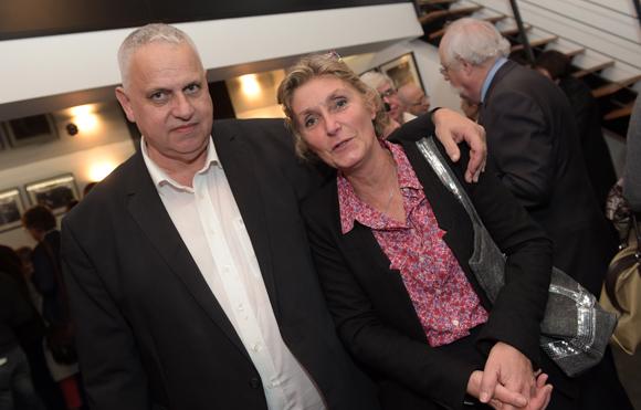 26. Patrick Deschamps et Carole Bigot