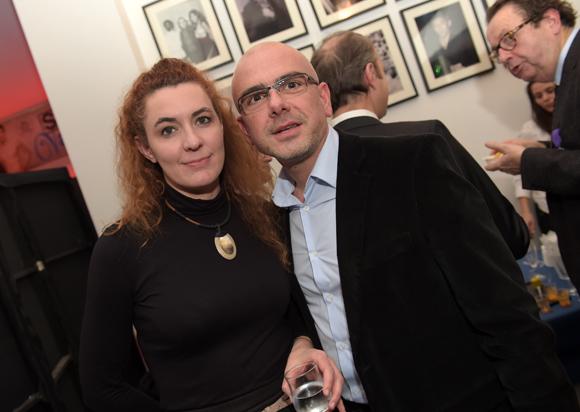 28. David Kurtz (Em'Vivre) et son épouse Marie