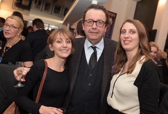29. Pauline Guichon, Philippe Vorburger et Ornella Gorlet (Comédie Odéon)