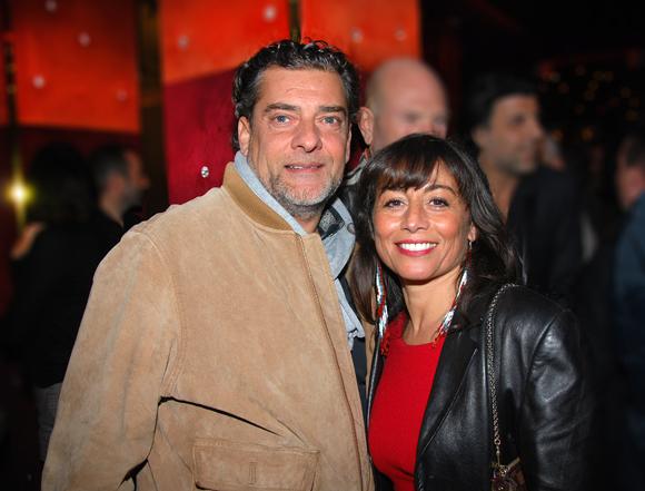 30. Olivier François et Joëlle-Marie Berjon