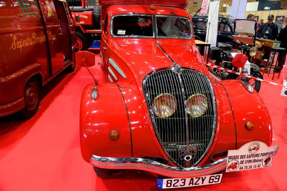 33. Les pompiers du Rhône
