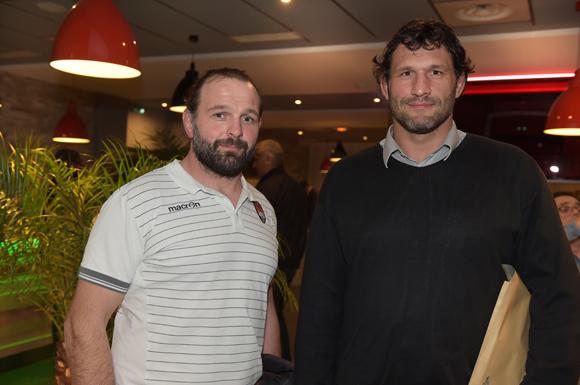 35. Xavier Fiard (LOU) et Lionel Nallet