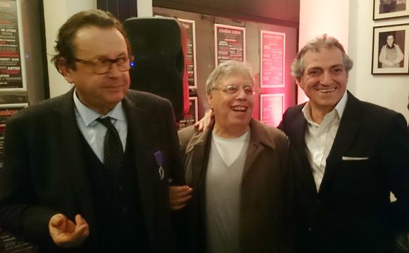 35. Philippe Vorburger, Daniel Perez (Radio Scoop) et JPS