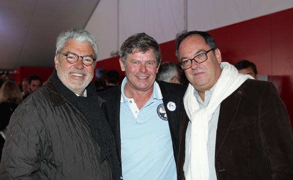 5. Maître Yves Bismut, Jérome Rivière (Novatim) et Marc Michoulier (Marsh)