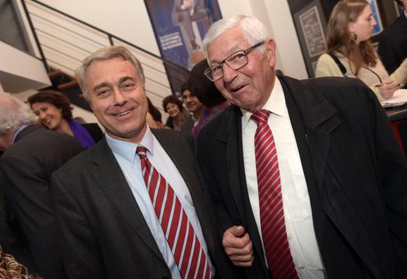 6. Jacques Leval et Robert Pierron (Crédit Mutuel)