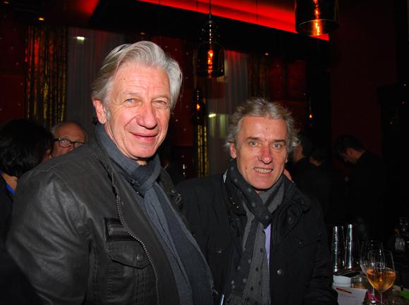 6. Claude Polidori et Yves Hartemann