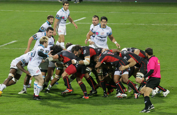 Lou Rugby Montpellier