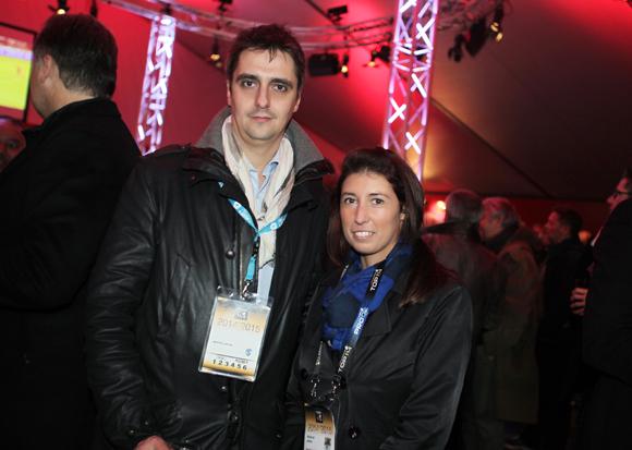 12. Mathieu Charpentier et Jessica Casanova  (MHR)