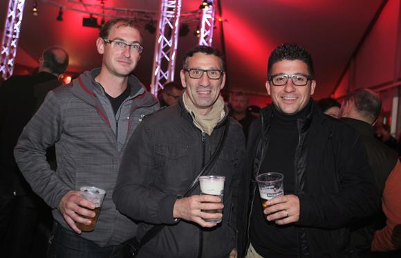 13. Sébastien Second, David Granet et Sébastien Granjard (Sols)