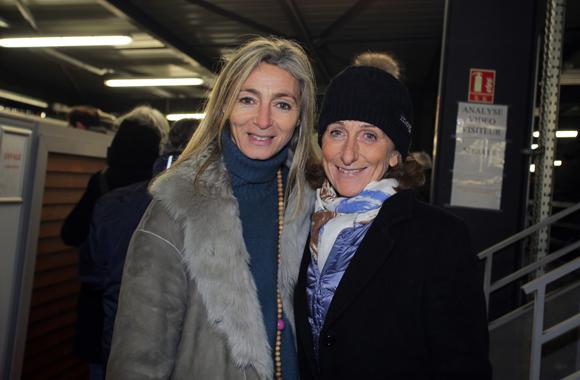 17. Fabienne Streichenberger-Bismuth et Brigitte Honegger (TGV mag')