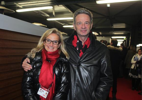 18. Valérie Fétaud et Thierry Bourgeron, DRH de GL Events