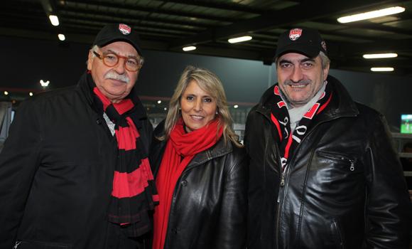 19. Albert Constantin, architecte, Patricia Duclos (Cheops Technology) et Michel Chenevat (Eiffage Construction)