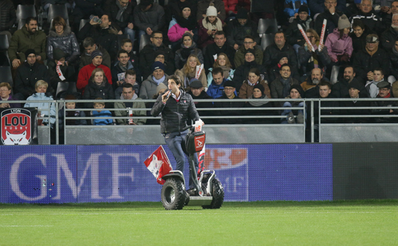 26. Maxence Rissoan, chauffeur de stade