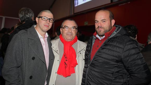 5. Stéphane Allemand, Laurent Brot et Mathieu Brot (Easyteam)