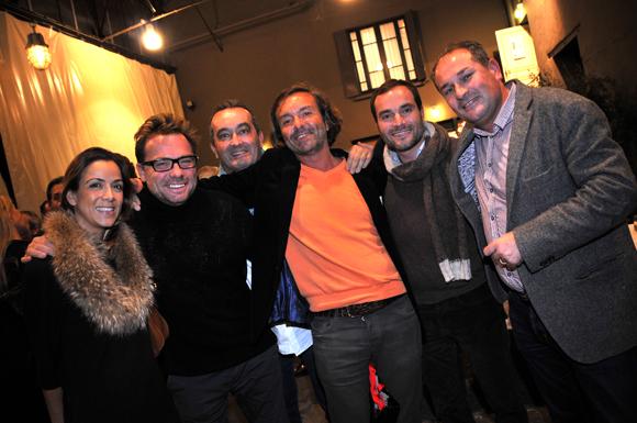 51. Jean-Marc Palluis and friends