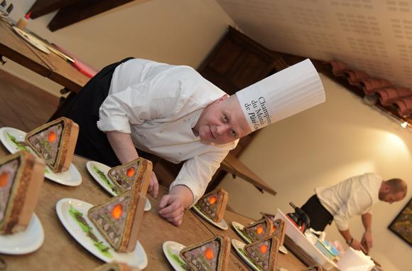 5. Sébastien Lericolais (Brasserie Diplomatico)