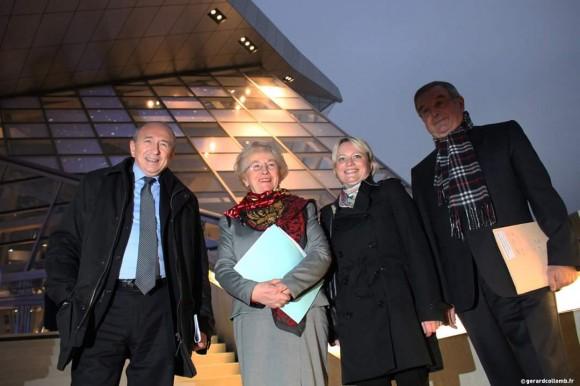 Musée des confluences inauguration - photo gc