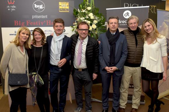 BIG Festiv'Halle 2015. La plus belle soirée de l'année