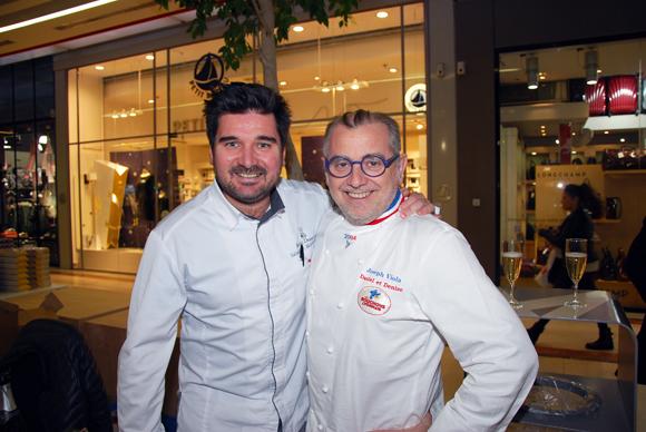 1. Sébastien Bouillet et Joseph Viola (Daniel & Denise)