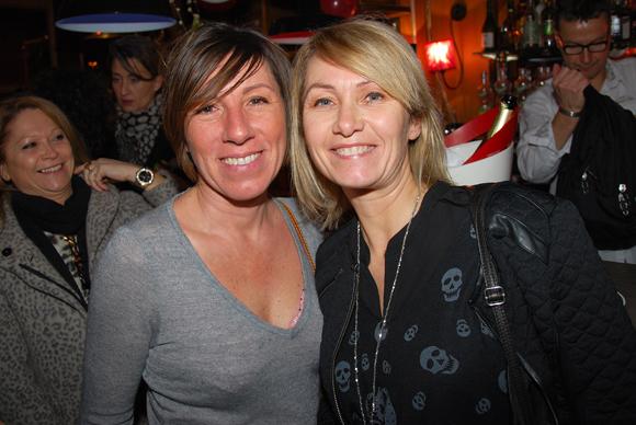 12. Corinne (Jalis) et Isabelle