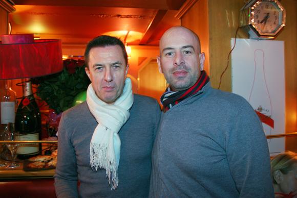 1. Pascal et Michaël (Brake France)
