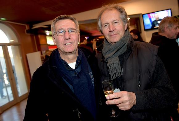 13. Jean-Paul Delperie (Vinci construction) et Jean-Yves Letessier (Sevanova)