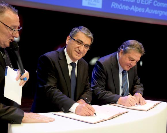 14. Signature Convention CGPME/EDF