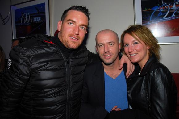 14. Gary (La Pêcherie), Damien Guilloux (RedBull) et Betty (Quai 9)