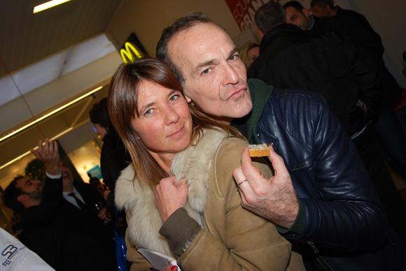 14. Axelle (Lyon People) et le photographe Alain Rico