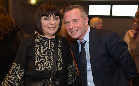 15. Nadine Gelas et Stéphane Pelletier (Broc Bar)
