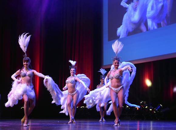 16. La troupe AEM événements de Danse