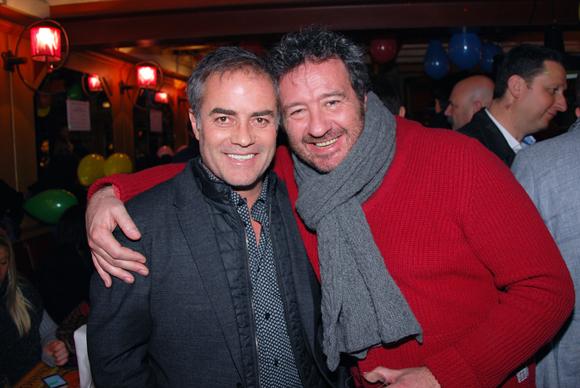 17. Olivier Grégoire (Digital Web) et un ami