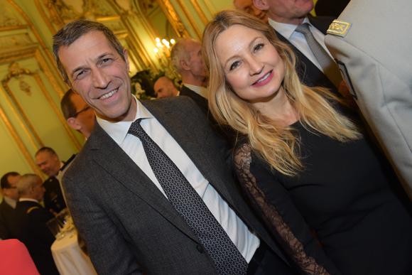 19. Marc Cimamonti, procureur de la République et son épouse Emmanuelle