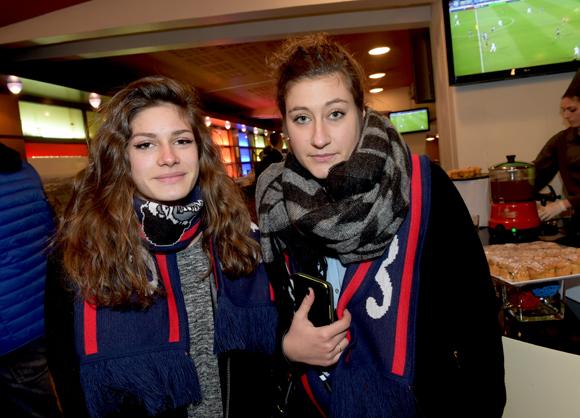19. Amandine et sa sœur Juliette Bachollet