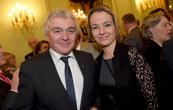 20. Sandra Eysseric et Jean-Louis Joly (Medef Lyon Rhône)