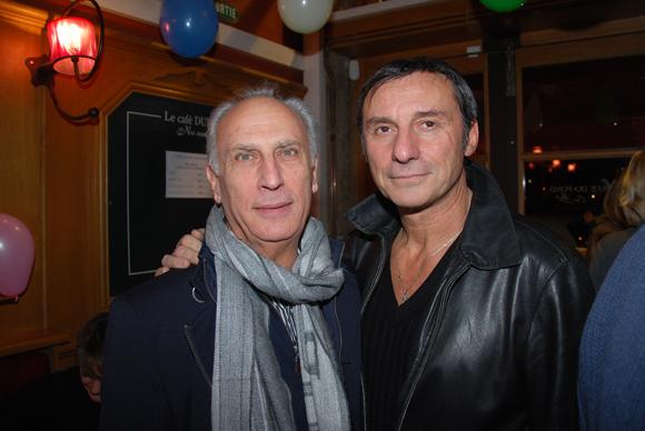 20. Dan (décorateur) et Alain Carilli (Immosol)