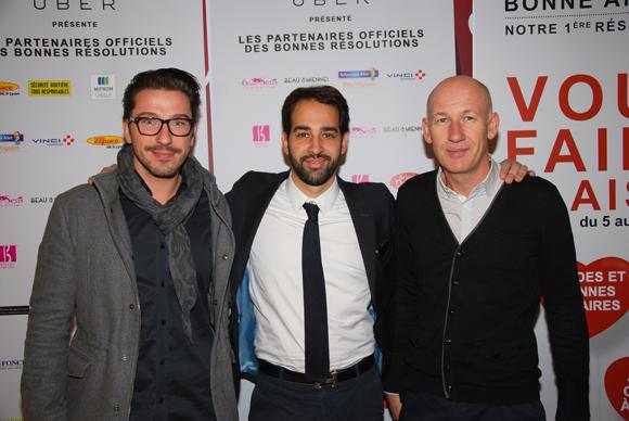 2. L'architecte Jérémy Rochet, Vladimir Da Silva Dias et Pascal Larue (Thomas Broquet Conseil)