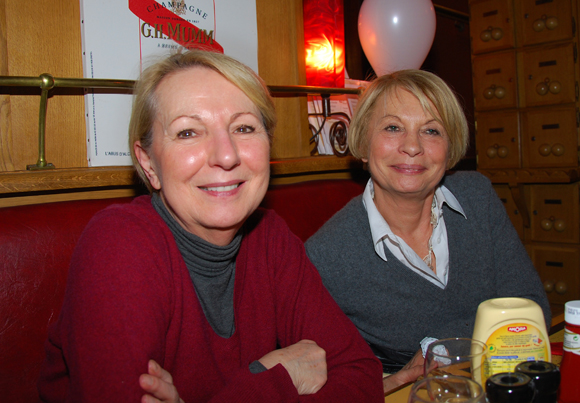2. Jeanne et Liliane Clot