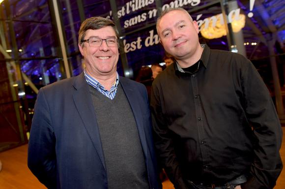 24. Bruno Metzle (Bon Gout) et Lionel Bonczoszek (Le Progrès)