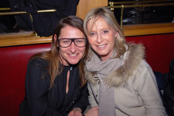 24. Cécile Verget (Les Alchimistes & Co) et Catherine Ricard (CGPME)